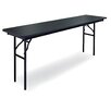 McCourt Manufacturing Rectangular Folding Table