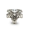 Sweet Romance Deco Star Crystal Ring