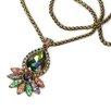 Sweet Romance Vintage Opal Pendant
