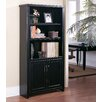 """kathy ireland Home by Martin Furniture Tribeca Loft 70"""" Library Bookcase"""