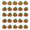 Repeats Pumpkin Stickers
