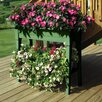 <strong>Rectangular Deluxe Garden Planter</strong> by Adams Manufacturing Corporation
