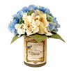 Creative Displays, Inc. Hydrangea French Butterfly Vase