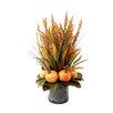 Creative Displays, Inc. Golden Heather and Pomegranate Arrangement