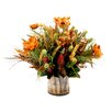Creative Displays, Inc. Cosmo Thistle Autumn Bouquet