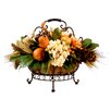 Creative Displays, Inc. Single Tier Flower and Fruit Basket