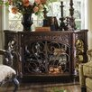 <strong>Essex Manor Console Table in Deep English Tea</strong> by Michael Amini