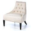 Sunpan Modern Caprice Fabric Side Chair