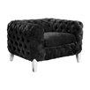 Sunpan Modern Luxor Arm Chair