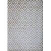 Abacasa Sonoma Verona Silver Gray/White Area Rug