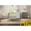 babyletto Tulip Garden 5 Piece Crib Bedding Set