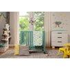 babyletto Tulip Garden 4 Piece Mini Crib Bedding Set