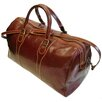 "Floto Imports Milano 20"" Leather Carry On Duffel"