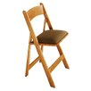 <strong>Kestell Furniture</strong> Oak Folding Chair