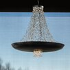 Masiero Empire 13 Light Bowl Pendant