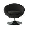 Fox Hill Trading Astro Disc Base Barrel Chair
