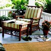 Key Largo Chair and Ottoman