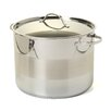 <strong>Gourmet Stock Pot with Lid</strong> by Cuisinox
