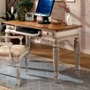 <strong>Wilshire Antique Computer Desk</strong> by Hillsdale Furniture