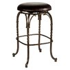 "<strong>Hillsdale Furniture</strong> Keene 26"" Swivel Bar Stool"