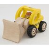 Wonderworld Mini Loader Wooden Vehicle Excavator