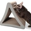 PetFusion 3-Sided Vertical Cardboard Scratching Board