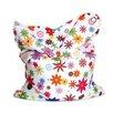 Sitting Bull Fashion Mini Flower Girl  Bean Bag Lounger