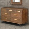 <strong>Zuo Era</strong> Oaktown 7 Drawer Dresser