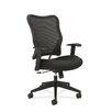 Basyx by HON VL702 High-Back Swivel / Tilt Work Chair