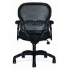 <strong>Mid-Back Mesh Office Chair</strong> by Basyx by HON
