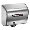 eXtremeAir Adjustable High Speed 100 - 240 Volt Hand Dryer in Satin Chrome