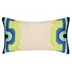 Trina Turk Residential Arcata Embroidered Oblong Pillow