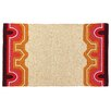 <strong>Brawley Pink Hook Rug</strong> by Trina Turk Residential
