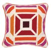 Trina Turk Residential Novato Needlepoint Throw Pillow