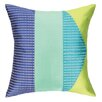Trina Turk Residential Tiburon Embroidered Pillow
