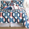 <strong>Trina Turk Residential</strong> Coastline Ikat Duvet Cover Collection