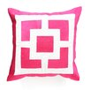 Trina Turk Residential Palm Springs Blocks Throw Pillow