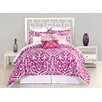 Trina Turk Residential 3 Piece Duvet Cover Set