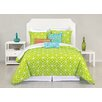 <strong>Trina Turk Residential</strong> 2 Piece Twin Duvet Set