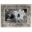 "Malden 4"" x 6"" The Girls Whimsy Picture Frame"