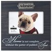 "Malden 4"" x 6"" Adorable Weathered Picture Frame"