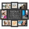 Malden Family Rules Picture Frame