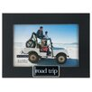 Malden Road Trip Tags Picture Frame