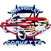 Neonetics Cars & Motorcycles GM Corvette 1950s Neon Sign