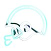 Neonetics Sports Football Helmet Neon Sign