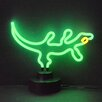 Neonetics Business Signs Gecko Neon Sign