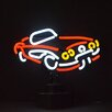 Neonetics Roadster Neon Sculpture