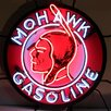 <strong>Mohawk Gasoline Neon Sign</strong> by Neonetics