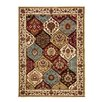 <strong>Barclay Ivory Wentworth Panel Rug</strong> by Infinity Home