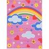 Infinity Home Starbright Princess Kids Rug